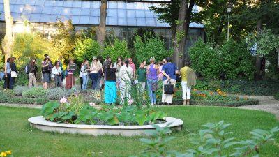 A Füvészkertért Alapítvány szakvezetőt keres csoportok vezetésére