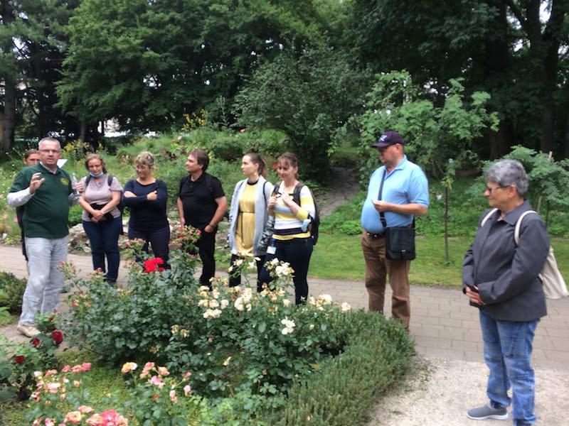 Tematikus szakvezetések, workshopok a Füvészkertben